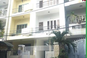 Nhà MT HXH đường Chu Văn An, Phường 26, Bình Thạnh, 5x20m, trệt, 3 lầu, 6 phòng