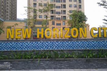 Bán căn 2511 căn góc đầu hồi, 99m2, 3PN, 2WC, CC New Horizon City 87 Lĩnh Nam, 2.5 tỷ, sổ đỏ CC