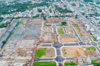 Bán đất mặt tiền Quốc Lộ 1K, giá chỉ 27tr/m2, ngân hàng hỗ trợ 70%, sổ hồng riêng, xây dựng tự do