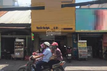 Nhà mới mua để đầu tư ngay mặt tiền Nguyễn Văn Nghi, Q. Gò Vấp, DT 3,5x15m, khu cực kì sầm uất