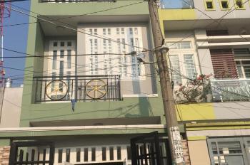 Bán nhà 4 tấm hẻm nhựa 1 sẹc, 8m 4 x 19m đường M1 (18) KCN Tân Bình