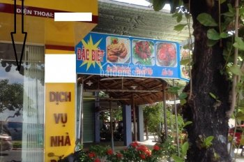 Cho thuê mặt tiền đường Hùng Vương, TP Tuy Hòa, Phú Yên