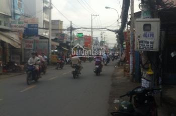 Mặt bằng cho thuê sầm uất đường Nguyễn Sơn, Q Tân Phú, 13x25m, nhà c4, giá 150tr/tháng