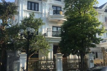 Bán biệt thự đơn lập Vinhomes Riverside Hoa Sữa, căn góc 2 mặt đường, view sông rộng, nhà sửa đẹp