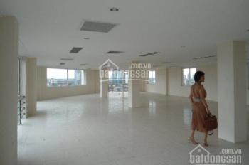 Văn phòng cho thuê hạng B quận Cầu Giấy, phố Duy Tân 100m2, 200m2, 500m2, giá 180 nghìn/m2/tháng