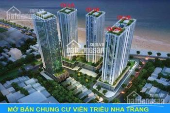 Căn Hộ chung cư Mường Thanh Viễn Triều Nha Trang giá chỉ từ 1,1 tỷ, liên hệ: 0938.655.777