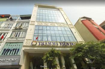 Cho thuê nhà mặt phố 212 Kim Mã 340m2, 9 tầng, mặt tiền 12.5m, 2 hầm xe, thông sàn, LH: 0976075019