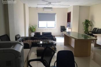 Chỉ còn duy nhất 1 sàn văn phòng cho thuê tại Trần Thái Tông. DT 50m2, MT 5m, giá chỉ 8.5 tr/th