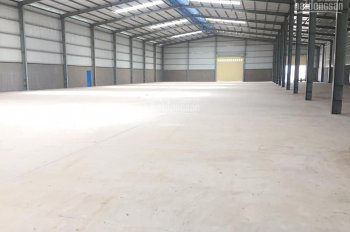 Cho thuê nhà xưởng mới xây 1.100m2 - 1.500m2, giá 75 nghìn/m2, mặt tiền Xa Lộ Hà Nội, Quận 9