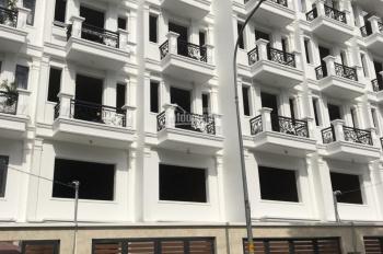 Nhà 4 tầng, sân xe hơi, mặt tiền kinh doanh Lê Văn Khương, P. Thới An Q. 12