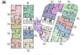 Cần bán gấp căn góc số 05 Dự án Manhattan Tower 21 Lê Văn Lương, tầng Cực đẹp, LH: 0963520025