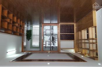 Bán nhà mặt phố Nguyễn Văn Huyên mới mở 7 tầng XD mới, DT: 100m2, MT 5m, giá 44,5 tỷ