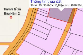 Chính chủ cần bán gấp lô đất đẹp, ngay khu công nghiệp Dầu Giây. LH: 0903746146