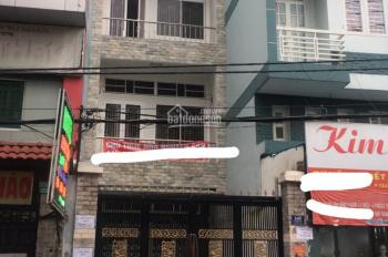 Nhà mới sơn sửa mặt tiền giá rẻ mặt tiền Đ. Cây Trâm, P. 3, Q. Gò Vấp