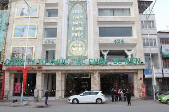 Cho thuê nhà phố 424 Nguyễn Trãi, Thanh Xuân, 2000m2, MT rộng (hiếm nhất phố) LH 0976.075.019