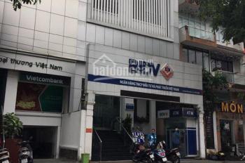 Nhà RỘNG 9x21m cho thuê khu ngân hàng mặt tiền đ. Tân Sơn, P.6, Q. GV