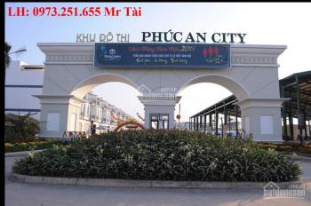 Biệt thự Phúc An City: 6x15m giá 2,3 tỷ/căn, xây 1 trệt 2 lầu. Chiết khấu ngay 120 triệu/căn
