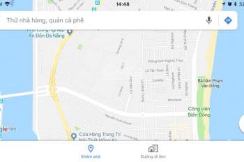 Cho thuê mặt bằng VIP đường Phạm Văn Đồng, Đà Nẵng 250m2, LH: 0905606910
