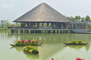Cần tiền nên bán gấp lô đất 860tr giáp Bình Chánh, CL1 84m2 dự án Làng Sen Việt Nam, 0903303626