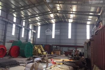 Công ty Gia An cho thuê kho xưởng DT 1000m2, 2000m2, 3000m2 TT Đông Anh, Hà Nội. LH 0979929686