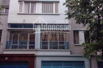 Cho thuê nhà liền kề KĐT Văn Phú, Hà Đông. Diện tích: 90m2 x 4 tầng