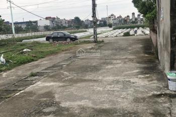 Gia đình có mảnh đất 115m2 tại bìa làng thôn Thố, Vân Nội, Đông Anh