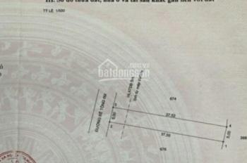 Chính chủ bán đất sổ riêng 750 triệu (5x37,5m) 187.5m2, SĐT: 0939988189 - 0772336058 gặp Hoàng