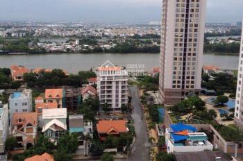 Bán CH Thủ Thiêm Sky, Thảo Điền, Q. 2 DT: 40m2 đã có sổ hồng tầng cao View sông - 0909128189