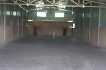 Cho thuê nhà xưởng 720m2 giá 25tr/tháng đang làm mộc nội thất tại 179/398 HL80B, Đông Thạnh Hóc Môn