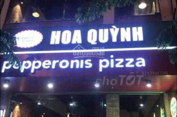 Cho thuê cửa hàng mặt phố Nguyễn Ngọc Vũ 120m2, MT 8m, giá thuê 42tr/tháng