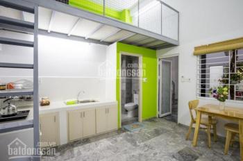 Phòng 30m2 mới xây 100% - có gác lửng - full nội thất đường Âu Cơ - 4 triệu/tháng