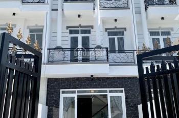 Bán nhà hẻm 1806 Huỳnh Tấn Phát DT 5m x 23m, 3 lầu, 4 PN, sân thượng, tặng nội thất, giá 4.2 tỷ