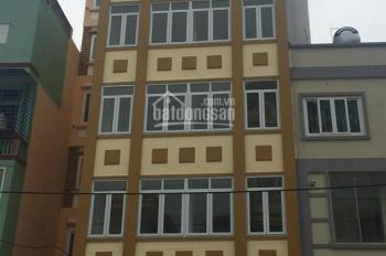 Nhà cho thuê khu trung tâm 4 lầu rộng đường Quang Trung, P.13, GV