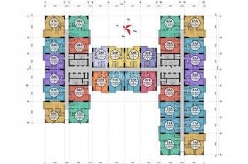 Bán cắt lỗ CC Gemek Premium 1702A (89,2m2), 1604C (66,6m2), giá: 15tr/m2, 0373918310/0918758326