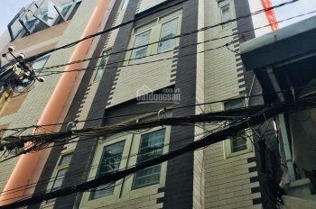 Bán nhà 28/ đường Đỗ Quang Đẩu, P. Phạm Ngũ Lão, Quận 1. 1 trệt 4 lầu 4,4m x 15m, đang làm CHDV