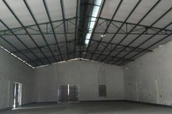 Cho thuê kho xưởng KCN Đồng Văn 1,DT 600-2000m2, giá 40.000đ/m2, đầy đủ điện nước, LH 0983754568