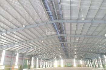 Cho thuê nhà xưởng huyện Vĩnh Cửu giá rẻ 30 nghìn/m2/tháng, DT: 3000m2. LH: Mr Hưng 0918283117