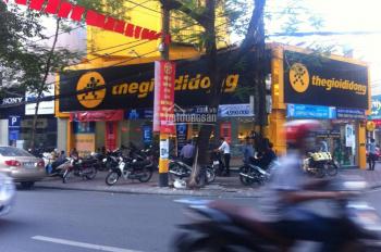 Nhà mặt phố Lê Đại Hành, 306m2, sân 210m2, MT 45m siêu rộng, 3MT, vuông vắn gần Vincom Bà Triệu
