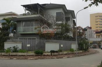 Cho thuê nhà mặt phố Lương Thế Vinh 200m2 x 3,5 tầng, mặt tiền 15m khu nhà ở Quốc Hội