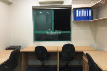 Chia sẻ văn phòng Q.1, tòa nhà Indochina, Nguyễn Đình Chiểu, giá rẻ 8tr