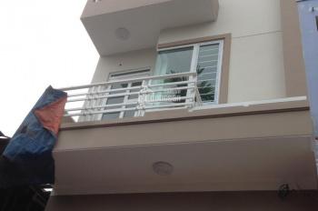 Bán nhà 3 tầng mới ngõ phố Lương Văn Can, Hà Đông. Hai mặt thoáng, LH 0983385552