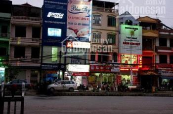 Kinh doanh sầm uất, vỉa hè rộng, bán nhà MT Kim Đồng, Hoàng Mai, DT 115m2, 5T, MT 4,5m, giá 22 tỷ