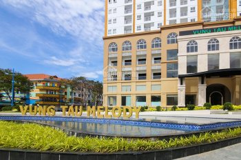 Hưng Thịnh nhận giữ chỗ có vị trí căn hộ ngay TT biển Vũng Tàu, giá chỉ 1.6 tỷ/căn, ký HĐ 15% CK 3%