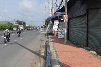 Bán nhà xưởng mặt tiền Quốc lộ 1A, phường An Phú Đông, Quận 12