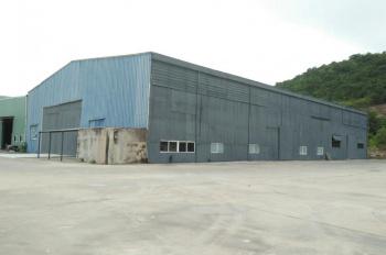 Cho thuê nhà xưởng giá rẻ 40 nghìn/m2/tháng