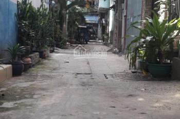 Bán nhà 60/8 Lê Văn Phan, P. Phú Thọ Hòa 3x14m, nhà nát tiện xây mới, nằm trong khu chợ vải, 3.5 tỷ