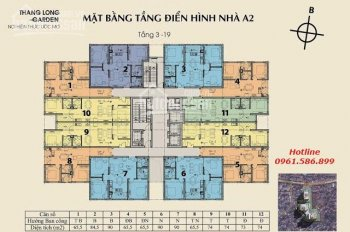 Chung cư 250 Minh Khai từ 1,89 tỷ/căn DT 65m2 - 74m2 - 90m2, nội thất full gỗ Pơ Mu - 0961586899