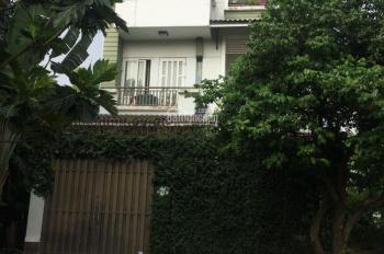 Bán nhà KDC 280 Lương Định Của, P. An Phú, Q2, 140m2(7x21m) 2 lầu 4 phòng gara, 16 tỷ, 0931018068
