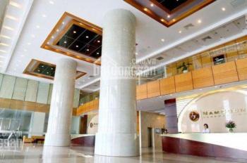 Ban quản lý cho thuê tòa nhà Nam Cường, Tố Hữu DT: 80m2~1000m2. LH: 0938613888, giá: 120k/m2/th
