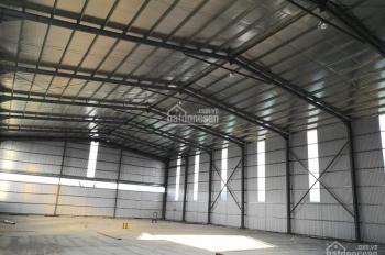 Cho thuê nhà kho nhà xưởng đất sản xuất trên QL 1A, DT 1200m2